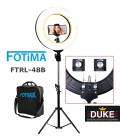 FOTIMA KIT DE BAGUES LED BICOLORE FTRL-48 + TRIPODE REF. 220074