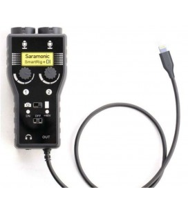 SARAMONIC ADAPTER SMARTRIG + DI MICROPHONE / GUITAR