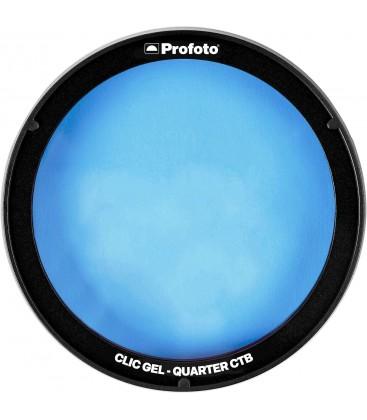 PROFOTO CLIC GEL QUARTER CTB REF 101011