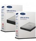 LACIE 1TB DISCO DURO EXTERNO USB 3.0 130MB/s
