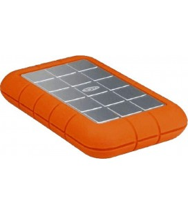 LACIE RUGGED 2TB EXTERNAL HARD DRIVE MINI USB 3.0