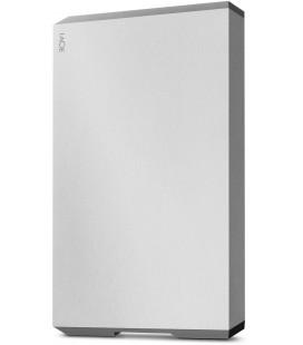 """LACIE  4TB DISCO DURO  USB-C 3.1 2.5 """" PLATA"""