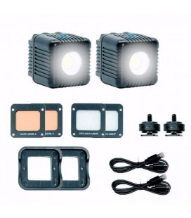 LUME CUBE TORCH LED 2.0 KIT (2 UNITS)