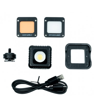 LUME CUBE KIT INDIVIDUAL + ACCESORIOS 2.0