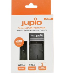 JUPIO CHARGER + BATTERY SONY F550
