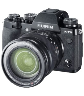 FUJIFILM X-T3 + XF16-80MM F4 NERO