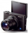 SONY CAMARA RX100 M4 + FUNDA + TARJETA SONY 16GB/90M/S