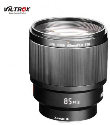 VILTROX PFU RBMH 85MM F / 1.8 STM - FUJIFILM X- X-H1 X-Pro2 X-T3 x-T2 X-T100 X-A5