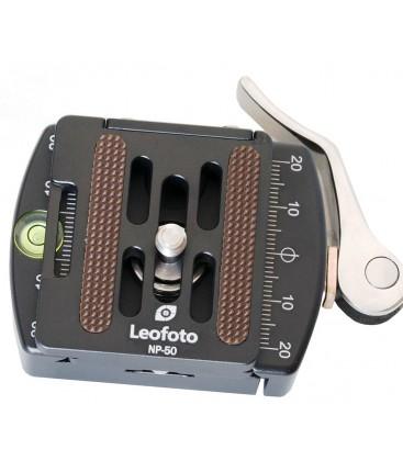 LEOFOTO PLACA LR-50
