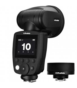 PROFOTO FLASH A1X + PROFOTO CONNECT OFF CAMARA KIT FUJIFILM