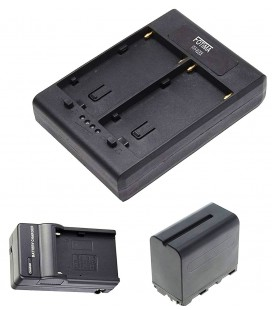 FOTIMA BATTERY CHARGER KIT (SONY) FT-F VLOCK