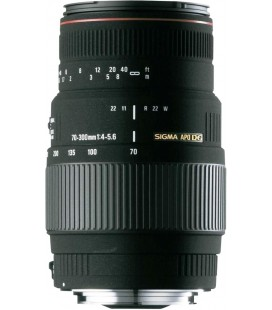 SIGMA 70-300 MM F 4-5.6 APO SUPER MACRO FOR NIKON