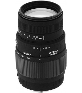 SIGMA 70-300 mm F4-5.6 DG MACRO FOR NIKON
