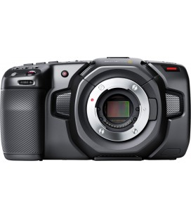 BLACKMAGIC VIDEOCAMARA POCKET CINEMA 4K MFT