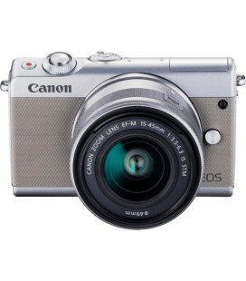 CANON EOS M100 + EF -15-45MM IS STM GRAY