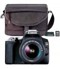 CANON 250D + 18-55 DC III + BAG SB130 BLACK