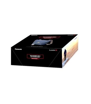 PANASONIC LUMIX G PACK FUNDA + TARJETA SD 16GB