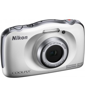 NIKON COOLPIX W150 KIT WITH BACKPACK - WHITE