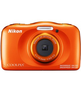 NIKON COOLPIX W150 KIT WITH BACKPACK- ORANGE