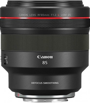CANON RF 85MM F / 1.2L USM DS (DEFOCUS SMOOTHING)