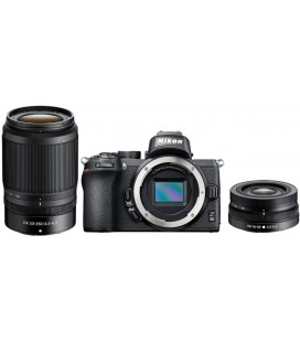 NIKON Z50 + 16-50 VR + 50-250 VR