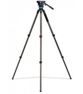 BENRO CARBON TRIPOD C373FBS8 WITH S8