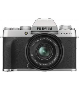 FUJIFILM X-T200 / XC15-45mmF3.5-5.6 OIS PZ - ARGENT FONCÉ