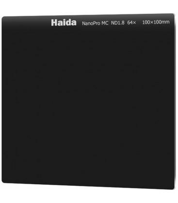 HAIDA NANOPRO MC ND1.8 (64X) CRISTAL ÓPTICO (6 PASOS) 100X100MM