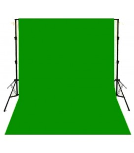 GODOX BACKGROUND GREEN FABRIC CHROMA KEY 3 X 6 M