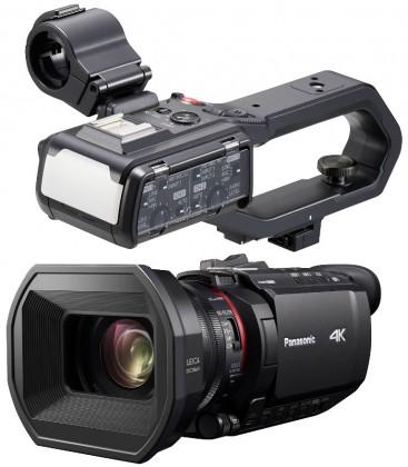 PANASONIC  HC-X1500 UHD 4K HDMI PRO VIDEO CAMARA CON 24X OPTICO