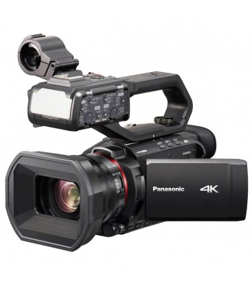 PANASONIC HC-X2000 HC-X2000 UHD 4K 3G-SDI / HDMI VIDEO CAMARA CON 24X OPTICO