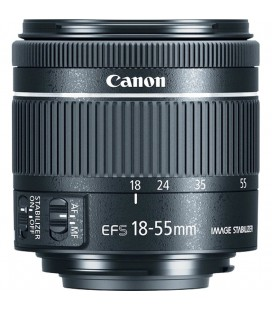 CANON 18-55MM F4-5.6 IS STM (EF-S)   (OBJETIVO DE UN KIT - SIN CAJA)