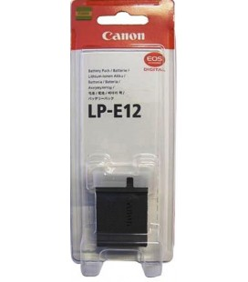 BATTERIE ORIGINALE CANON LP-E12