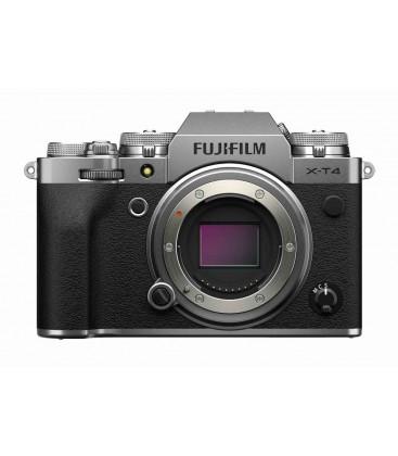 FUJIFILM X-T4 CUERPO -  PLATA