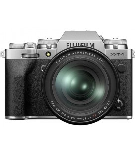 FUJIFILM X-T4 + XF 16-80MM F / 4 R OIS WR - ARGENT