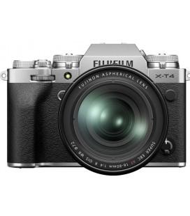 FUJIFILM X-T4 +XF 16-80MM F/4 R OIS WR - PLATA