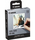 CANON SELPHY PACK DE PAPEL Y TINTA XS-20L - 20 HOJAS