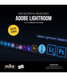 CURSO INICIACION AL REVELADO ADOBE LIGHT ROOM