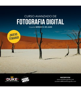 ADVANCED COURSE OF DIGITAL PHOTOGRAPHY *