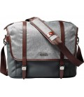 MANFROTTO WINDSOR TASCHE MESSENGER M GRAU MB LF-WN-MM