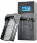 JUPIO CARGADOR USB MONOMARCA PANASONIC/PENTAX 3.6V-4.2V - LPA0034