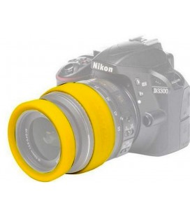 EASYCOVER LENS BUMPER 77MM - YELLOW