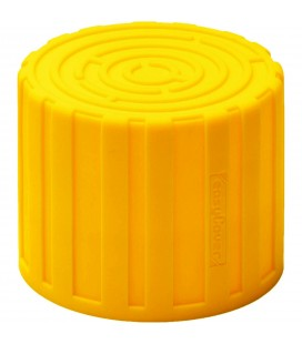 EASYCOVER 52-77MM LENS FRONT COVER - YELLOW