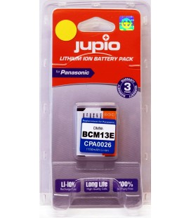 JUPIO BATTERY BCM13E FÜR PANASONIC