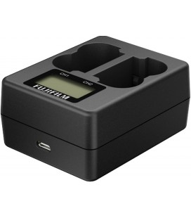 FUJIFILM BC-W235CD X-T4 TWO BATTERY CHARGER
