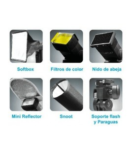 FOTIMA SPEEDLITE FLASH KIT FT-AF1