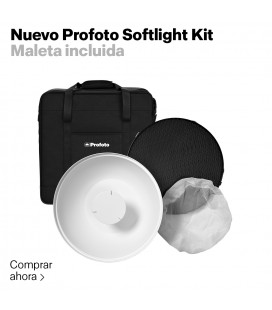 PROFOTO SOFTLIGHT KIT COMPLETO CON MALETA ( 901185 )