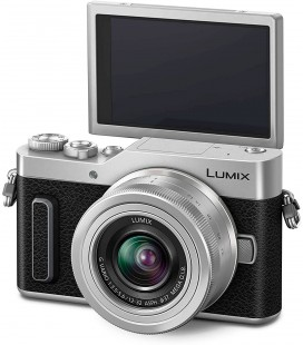 PANASONIC LUMIX GX880 + 12-32MM PLATA