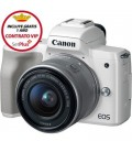 CANON EOS M50 +15-45MM IS STM - BLANCO