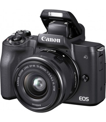 CANON EOS M50 +15-45MM IS STM + FREE 1 YEAR MAINTENANCE VIP SERPLUS CANON